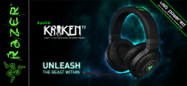 Test Razer Kraken 7.1 - Casque Surround | PC