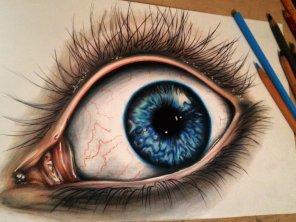 dessin-crayon-polaara-oeil
