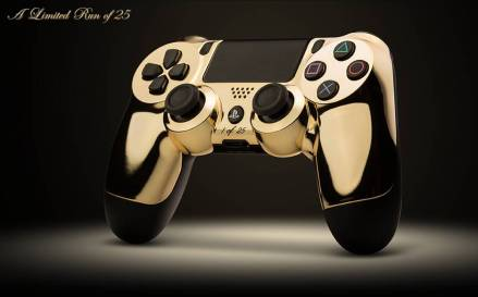 gamepad colorware sony ps4 or 24k