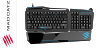 Test Mad Catz STRIKE TE - Clavier | PC