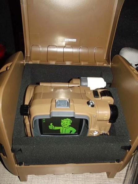 Pip Boy Bethesda - Edition Colector Fallout 4