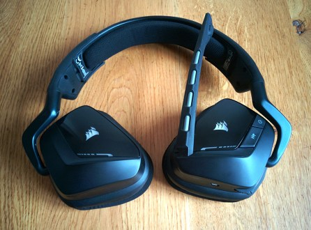 Casque Corsair VOID wireless surround 7.1 - PC