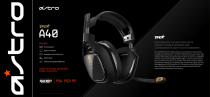 Test Astro Gaming A40 TR – Casque stéréo | PS4 / Xbox One / PC / Mac / Mobile