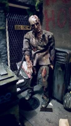 diorama Resident Evil - Adrian McMilan
