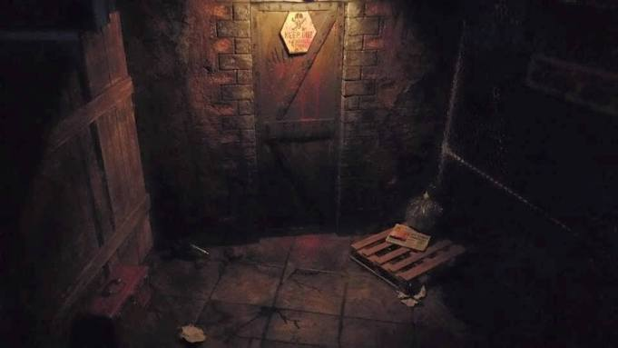 diorama McMilan - Resident Evil