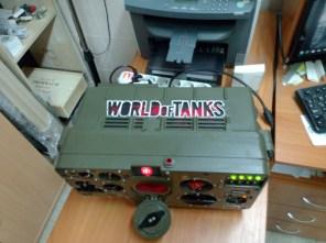 mod pc World of Tanks - radio char russe R-123M
