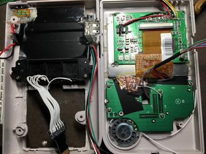 mod Game Boy - Raspberry PI Zero