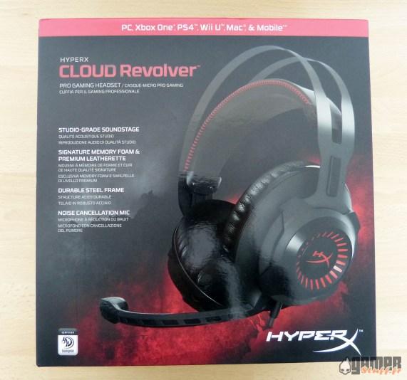 Hyper X Cloud Revolver