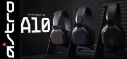 Test Astro A10 – Casque stéréo | PS4 / Xbox One / PC / Mobile