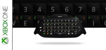 "Test Microsoft Chatpad ""Clavier messenger"" - Clavier Xbox One 