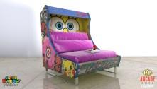 Harow Arcade Sofa - Bob l'éponge