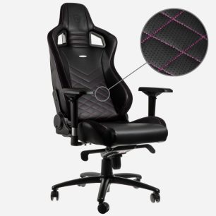 Noblechairs-Epic-rose