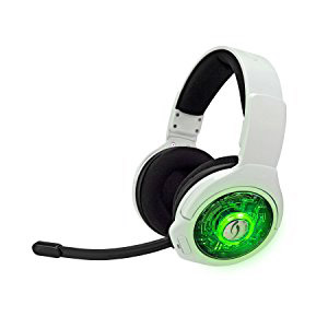 Casque PDP Afterglow AG9+ Xbox One vert