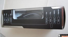 Souris The G-Lab KULT PROMETHIUM