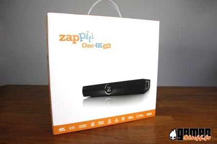 test media center Zapitti One 4K HDR