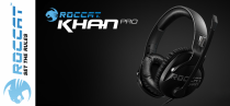 Test Roccat Khan Pro - Casque stéréo | PC / Mac / PS4 / Xbox One / Mobile