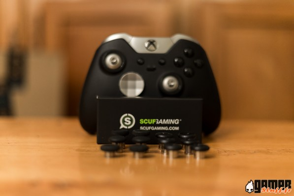 Kits Scuf Elite Pro - manette Xbox One Elite