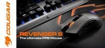 Test Cougar Gaming Revenger S - Souris droitier | PC