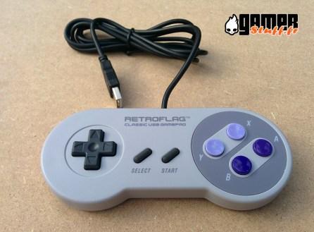 test manette Classic USB U