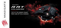 Test Mad Catz R.A.T. 8+ – Souris gamer | PC