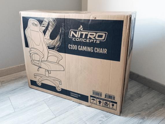 Nitro Concept C100