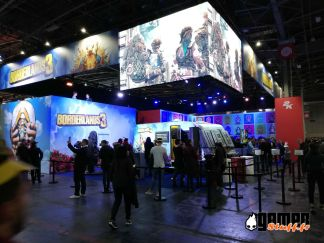 Salon Paris Games Week 2019 - #PGW2019 - Borderland 3