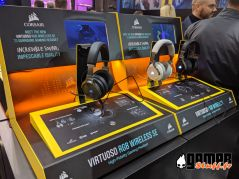 Salon Paris Games Week 2019 - #PGW2019 - Corsair