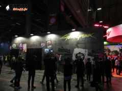 Salon Paris Games Week 2019 - #PGW2019 - Cyberpunk
