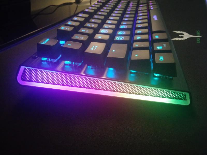 Speedlink ORIOS RGB Opto-Mechanical
