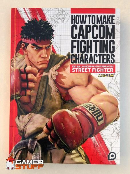 avis-livre-How-to-Make-Capcom-Fighting-Characters-Kuro-POP-01