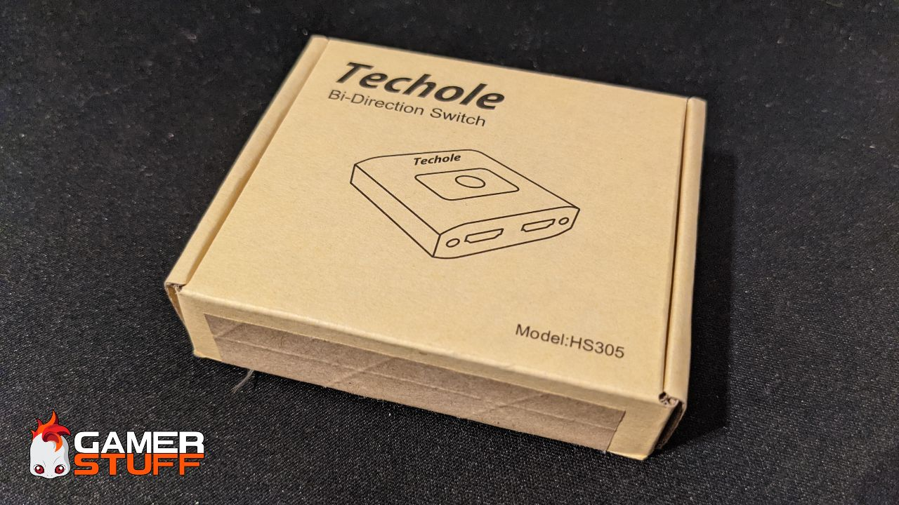 Test switch hdmi 4k Techole