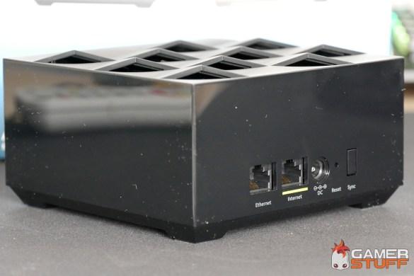 test nighthawk mesh wifi 6 system
