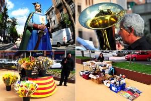 katalonia - Światowy dzień ksiązki