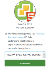 vSphereH5Client_FreshInstall1.10_000001
