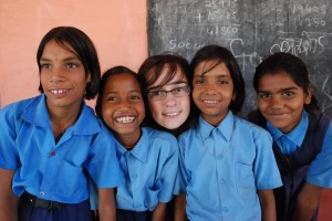 India school volunteer