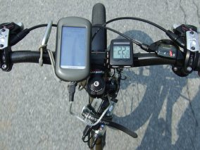 USB Powersupply via dynohub bike charger