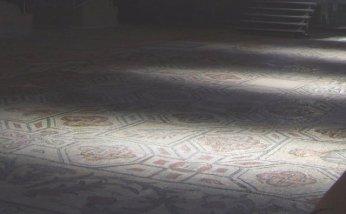 Aquileia Basilica: floor mosaic