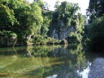 Cividale del Friuli: river Natisone