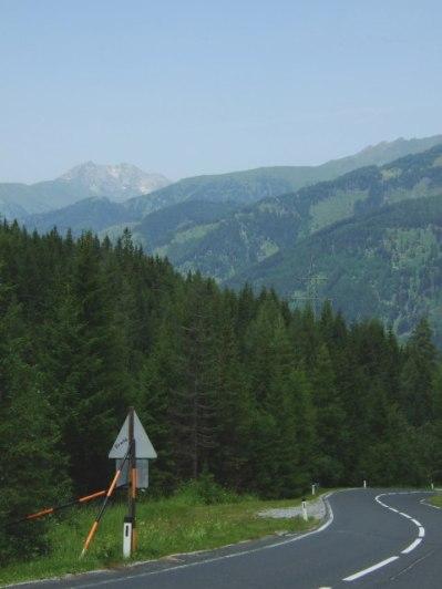 Katschberg downhill