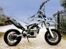 Yamaha WR250R Supermotoumbau