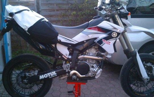 Giant Loop Coyote an Yamaha WR250R