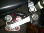 Fahrwerksgeometrie, Ventilspielkontrolle