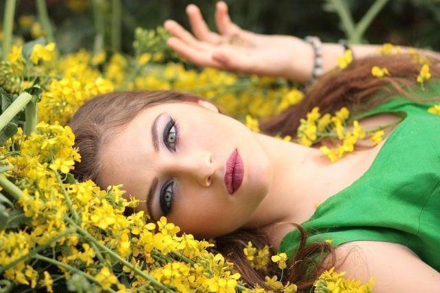 Flores cuidar piel