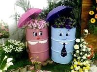 barrel-planter