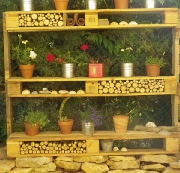 Easy Fill Wall Planters