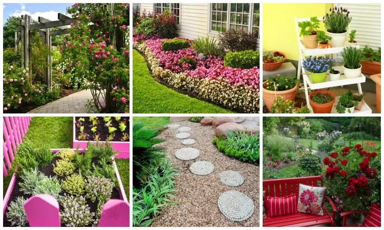 27 Super Cool Backyard Garden Ideas Photos