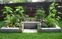15 Creative Cinder Block Raised Garden Beds - Garden ...