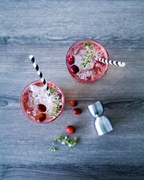 cocktail food trends