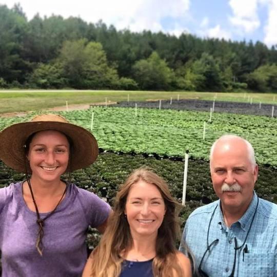 Brie Arthur and Gardenuity's Organic Farm Partners