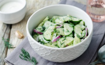 Cucumber Dill Side